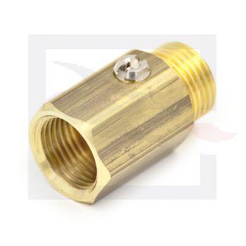 Gas Flow adjusting cock - DN15