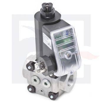 Visual Solenoid valve for Gas - DN20 AC