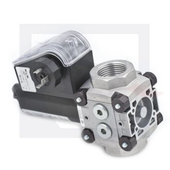 Visual Solenoid valve for Gas - DN25 AC