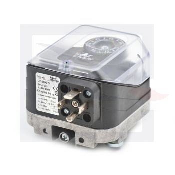 Pressure switch for gas 6mbar - plug