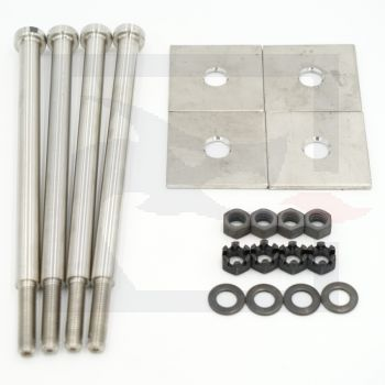 Fan Insulation Hanger Set