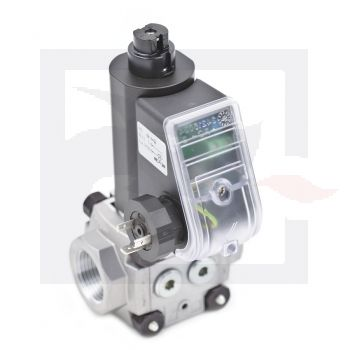 Visual Solenoid valve for Gas - DN25 DC