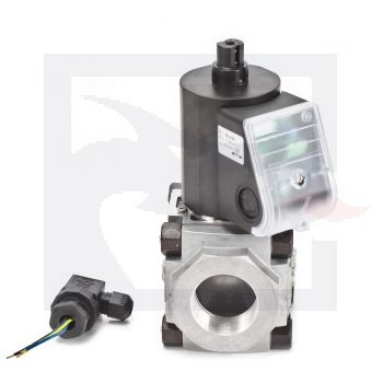 Visual Solenoid valve for Gas - DN40 DC