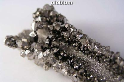 Niobium metal